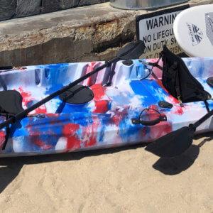 Kayak Rentals - Huntington Harbour, Sunset Beach, CA